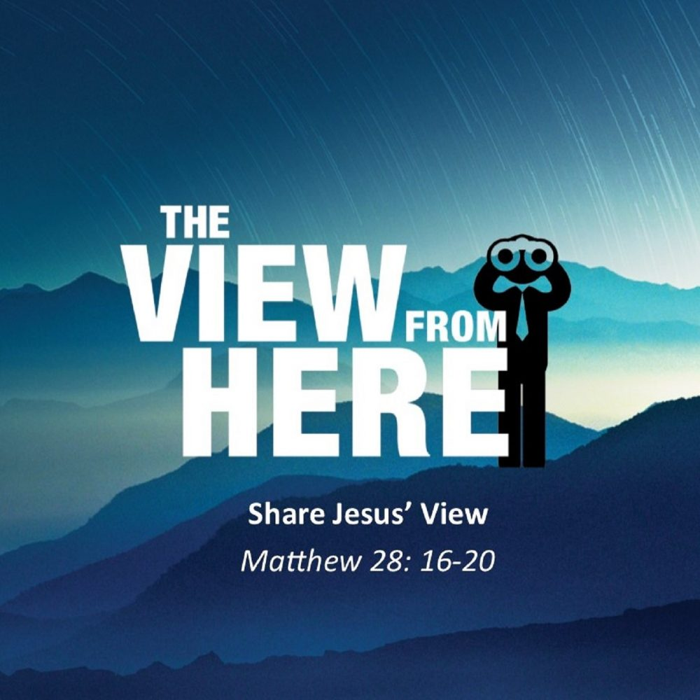 Share Jesus' View  Image