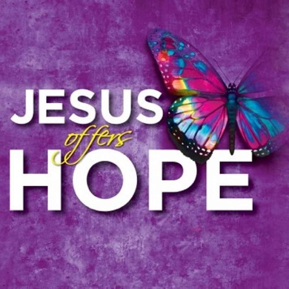 Jesus Offers Hope